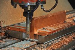 Copper Bar Bushing Processing